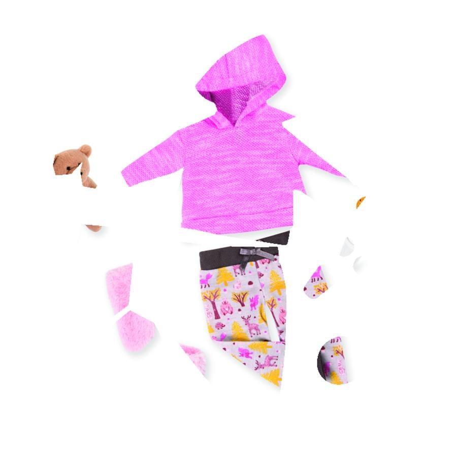 Our Generation - Tenue pour poupée robe de chambre Deluxe ourson
