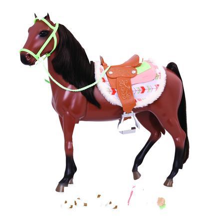 Our Generation - Buckskin Pferd braun