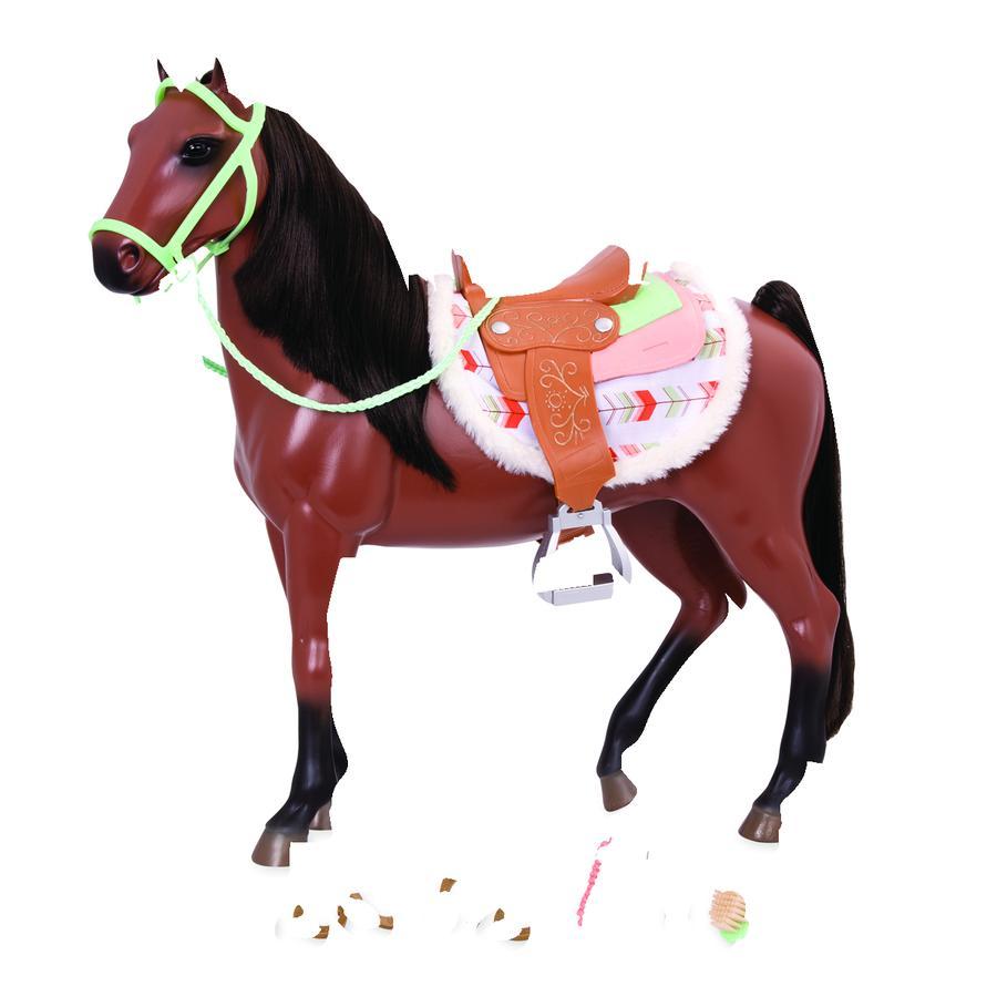 Our Generation - Buckskin hevonen ruskea