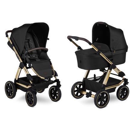 ABC DESIGN Kombination barnvagn Viper 4 Diamond Special Edition Champagne