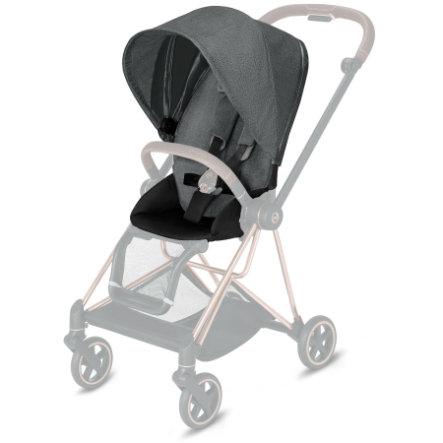 cybex PLATINUM Sitz Mios Plus Manhattan Grey Plus