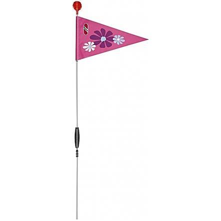 PUKY Vlajka na kola a koloběžky SW3 lovely pink
