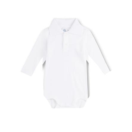 Sanetta Polobody 1/1 Arm weiß