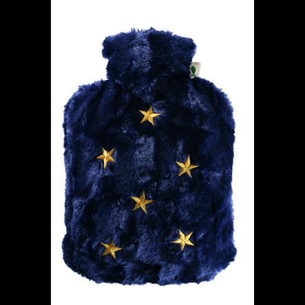 HUGO FROSCH Butelka na gorącą wodę Klassik 1.8 L z polaru pokrywa gwiazdy