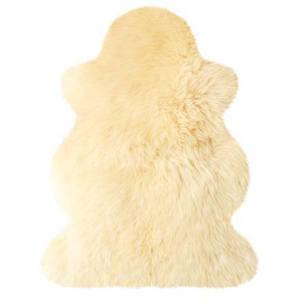 Heitmann australsk lammeskind beige