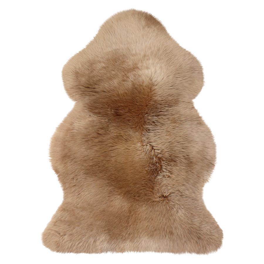 Heitmann australská jehněčí kůže Camel