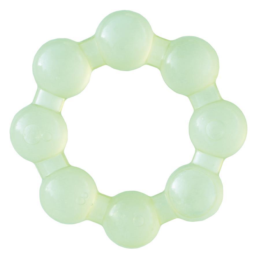 ROTHO Anello Massaggiagengive refrigerante Verde acqua
