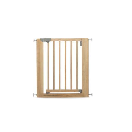 Geuther Barrière de sécurité enfant 73,5-81 cm bois naturel