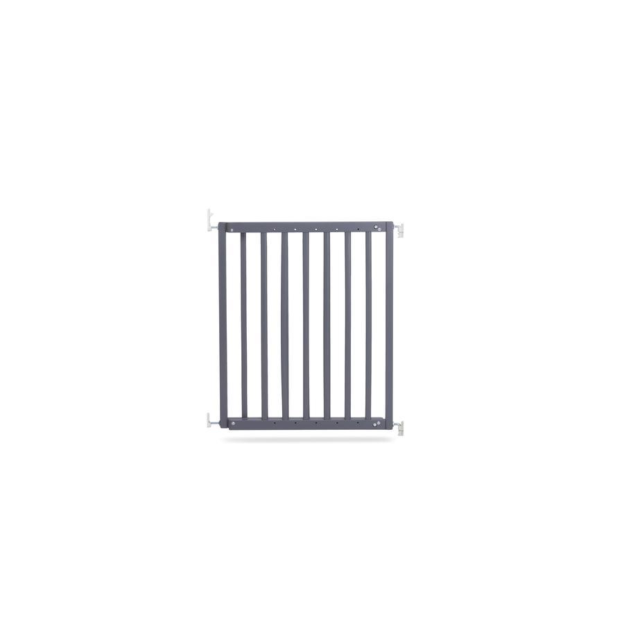 Geuther Barrière de sécurité enfant 63,5-105,5 cm bois gris