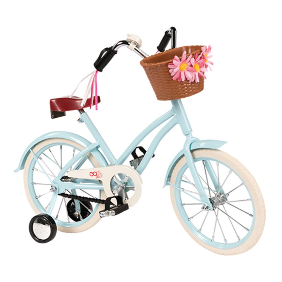Our Generation - Poppen fiets