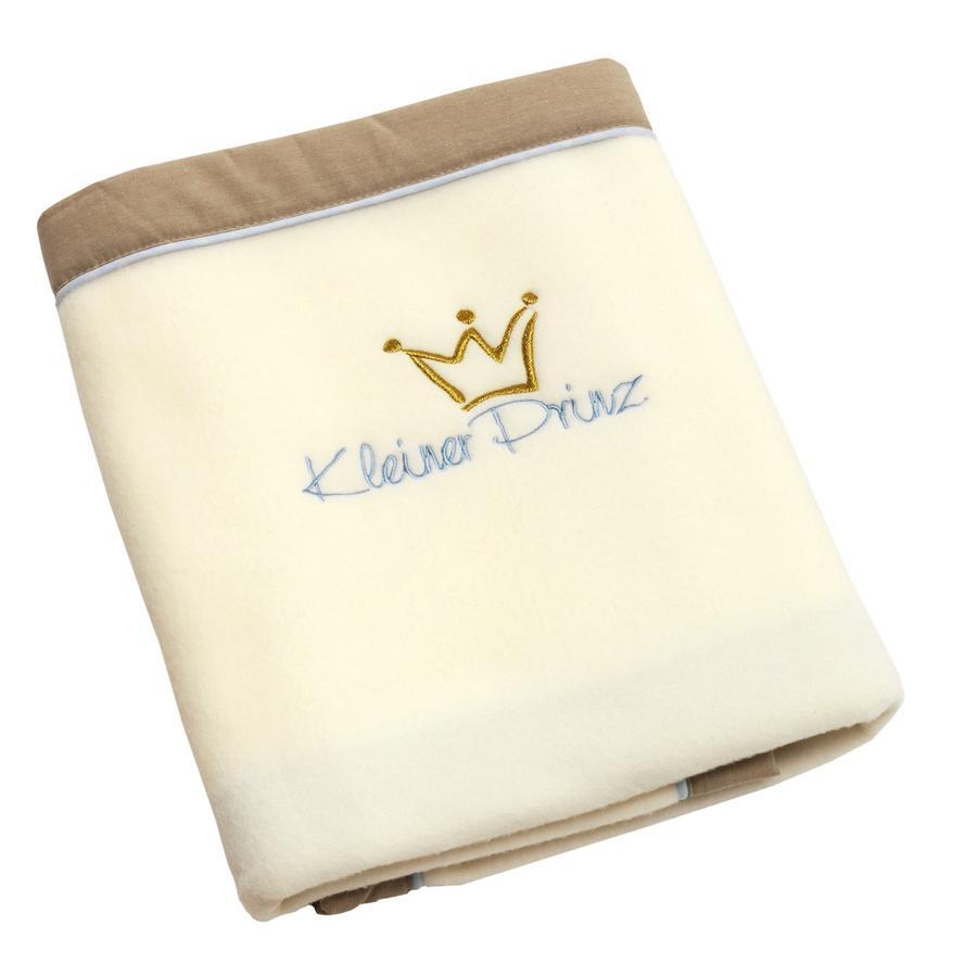 Be Be's Collection Fleece přikrývka Malý princ Nicki 75 x 100 cm