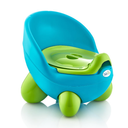 babyJem Buntes Kinder Töpfchen - Toilettentrainer blau