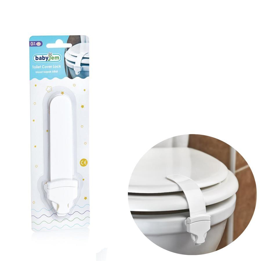 babyJem Sicherheits Toilettenschloss