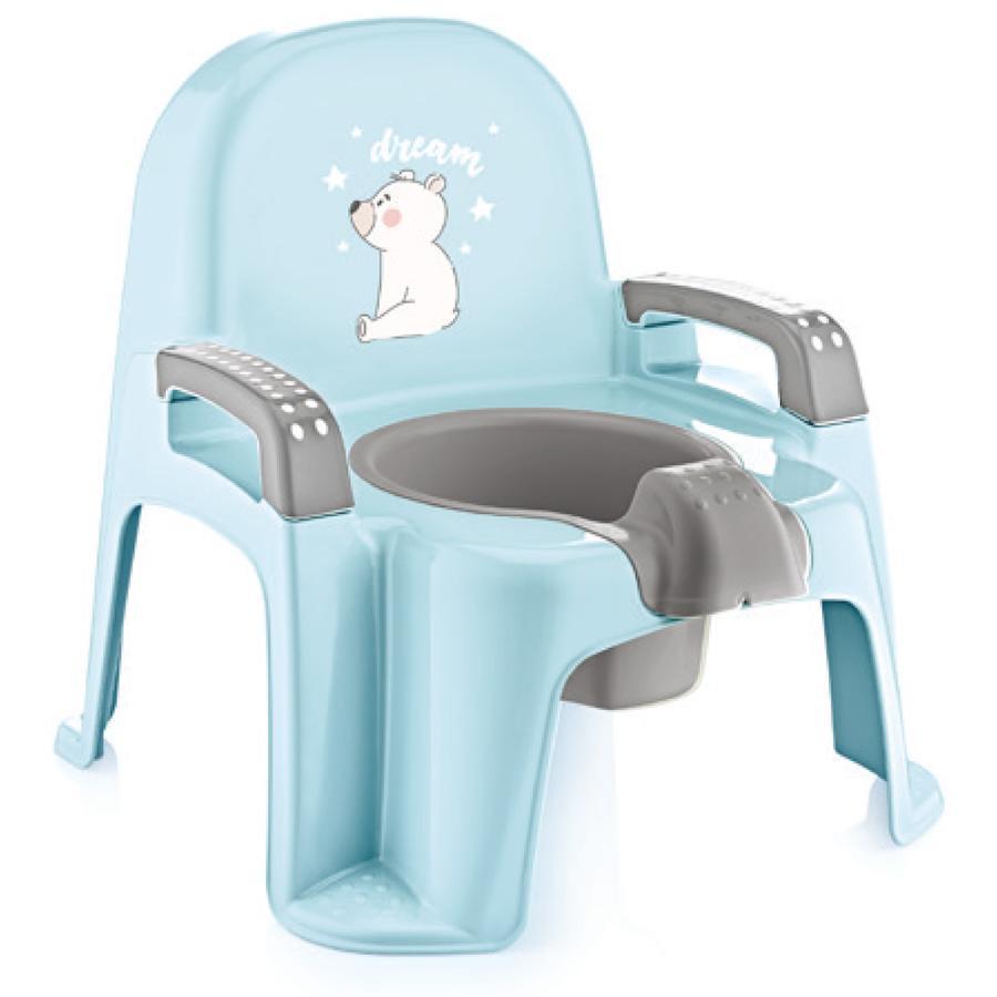 babyJem Baby Toilettentrainer - Töpfchen blue