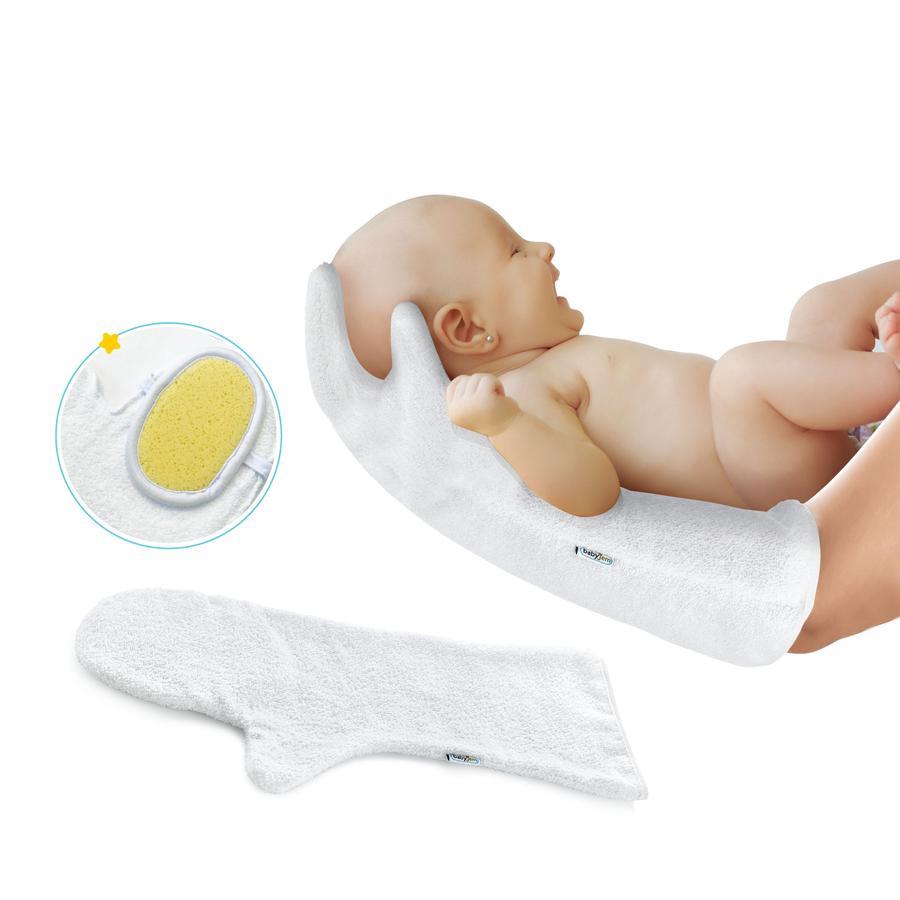 babyJem Dětské koupelové rukavice