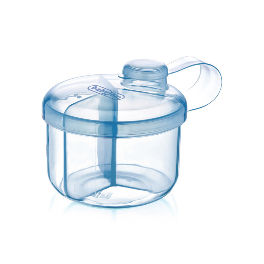babyJem Mælkepulverbeholder blå