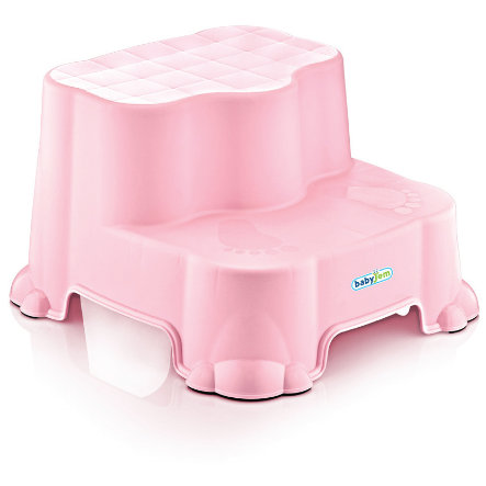 babyJem Tritthocker pink
