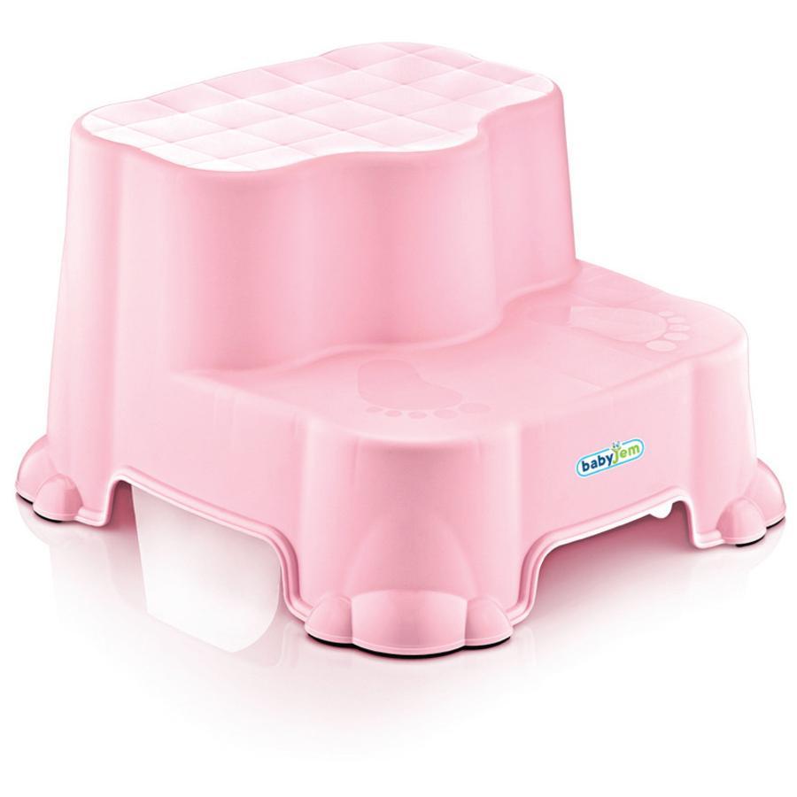babyJem Stopień pink