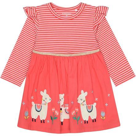 STACCATO  Girls Šaty rajče pruhované