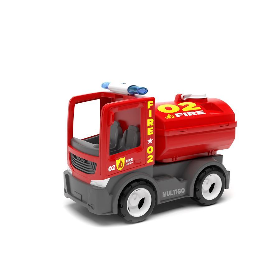 efko® Tankfahrzeug Feuerwehr
