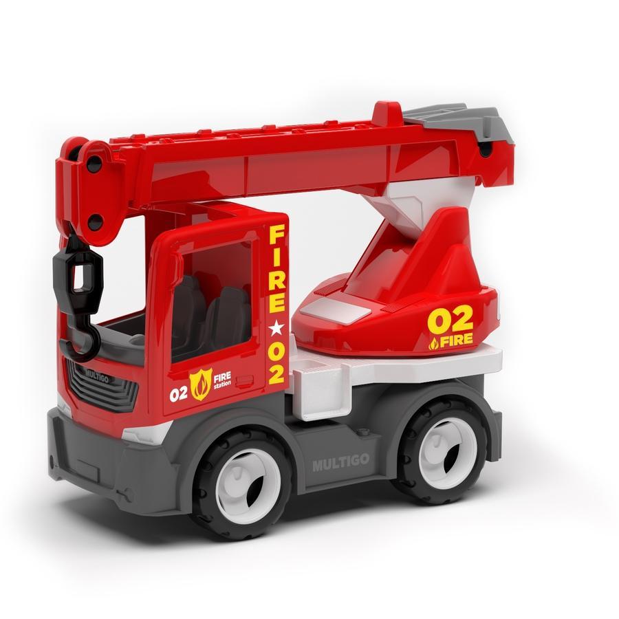 efko Cuerpo de bomberos de vehículos grúa