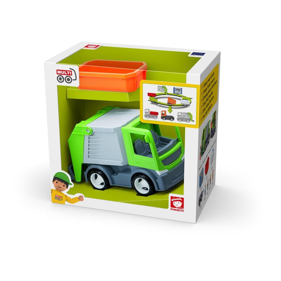 efko® Kit camion poubelle enfant, pièces