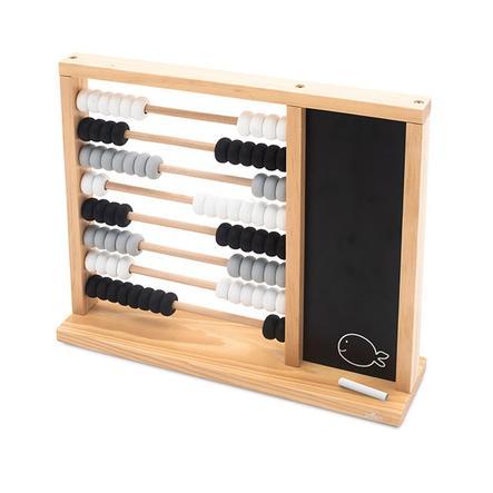 jollein Abacus harmaa / musta