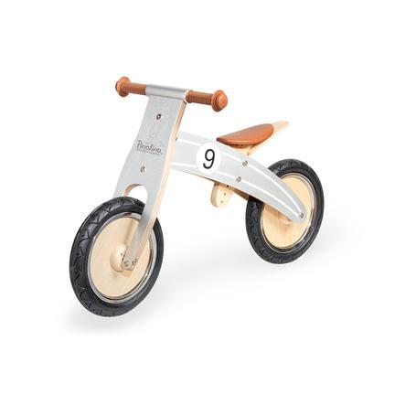 Pinolino Bicicletta senza pedali Nico, argento