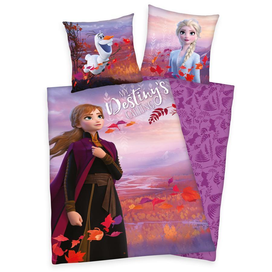 BYDLENÍ Ložní prádlo Disney's Ice Queen 2 ANNA 135x200cm