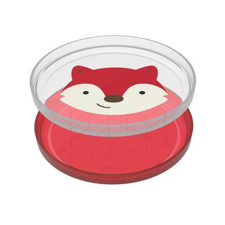 SKIP HOP Zoo Smart Serve 2er Pack Teller Fuchs