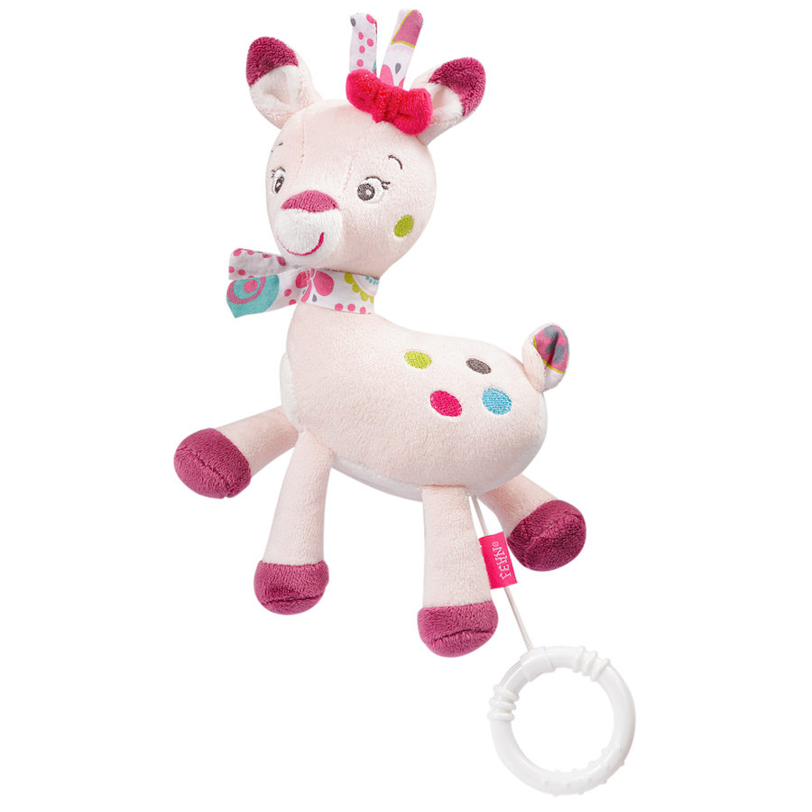 fehn® Mini-Spieluhr Rehkitz - Sweetheart