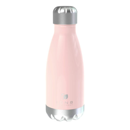 ion 8 auslaufsichere Vakuum Isolierflasche 280 ml rosa
