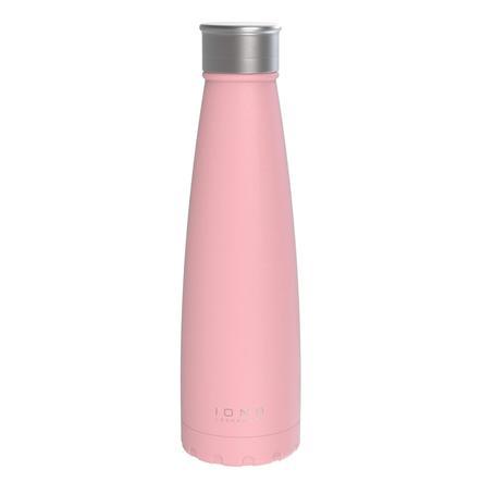 ion 8 lækagesikker vakuumisoleret flaske 450 ml pink