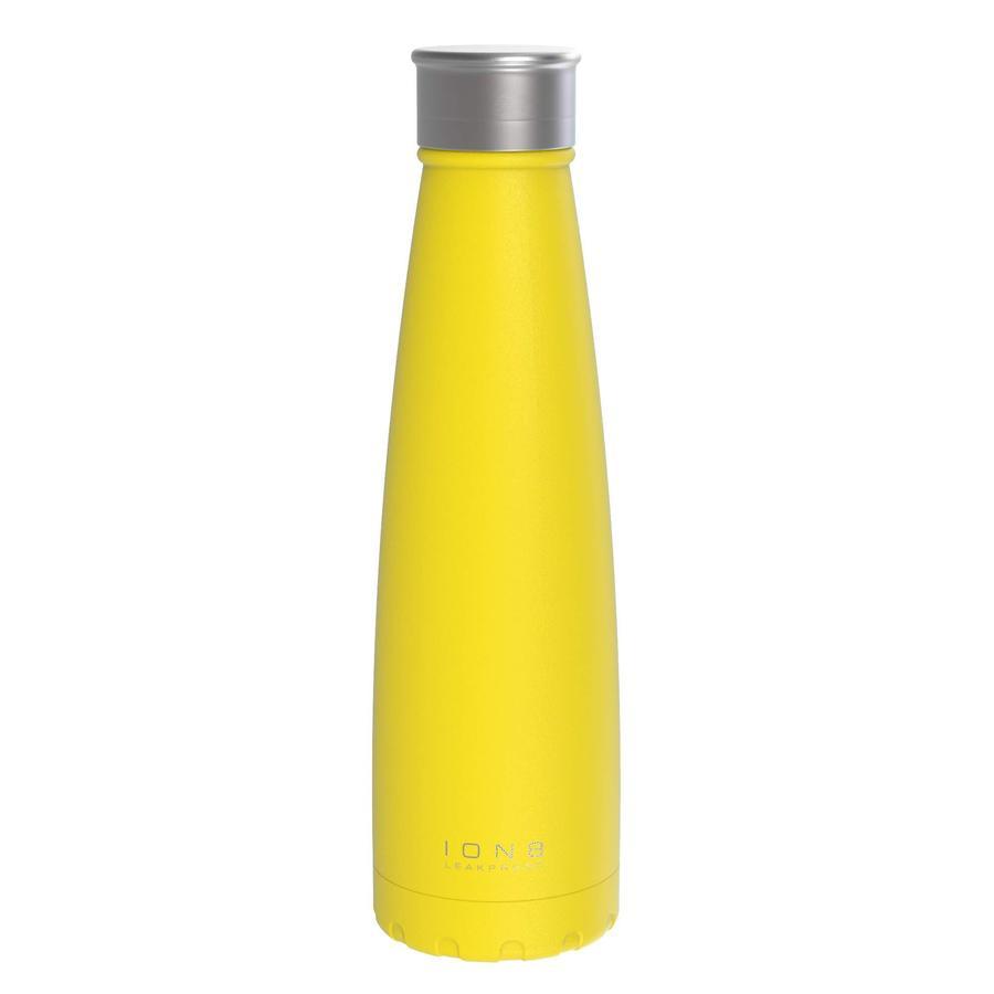 ion 8 auslaufsichere Vakuum Isolierflasche 450 ml gelb