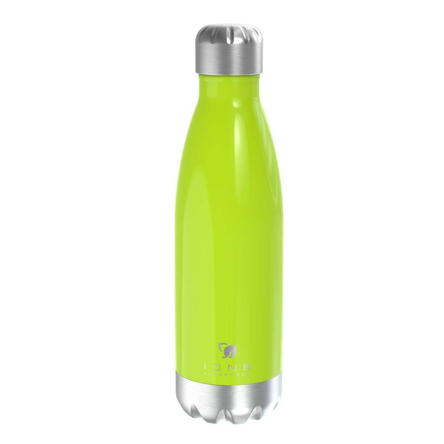 ion 8 lekvrije thermosfles 500 ml groen