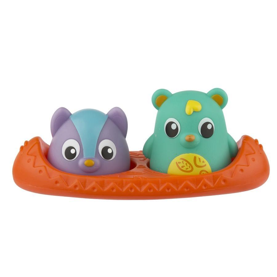 playgro  Giocattoli da bagno orsacchiotto amici