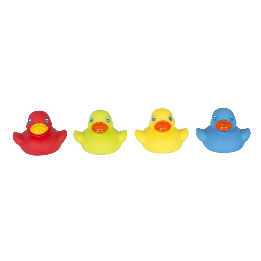 playgro Mini-bath kachny 4 kusy