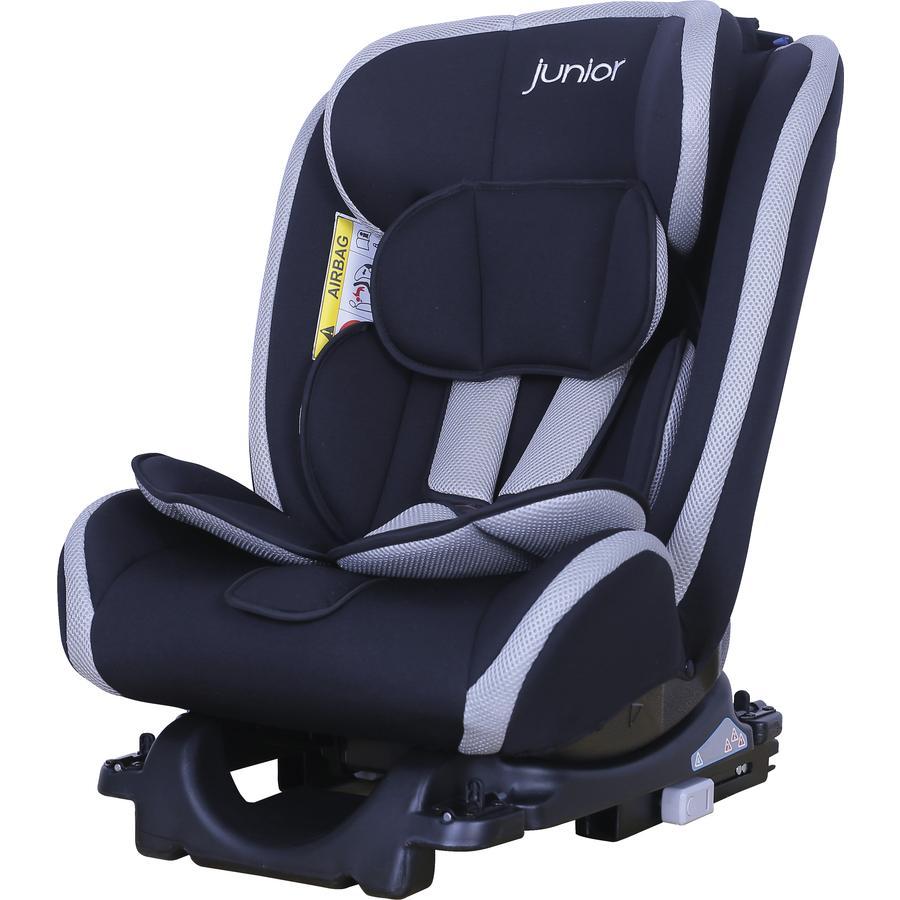 petex Kindersitz Supreme Plus Grau