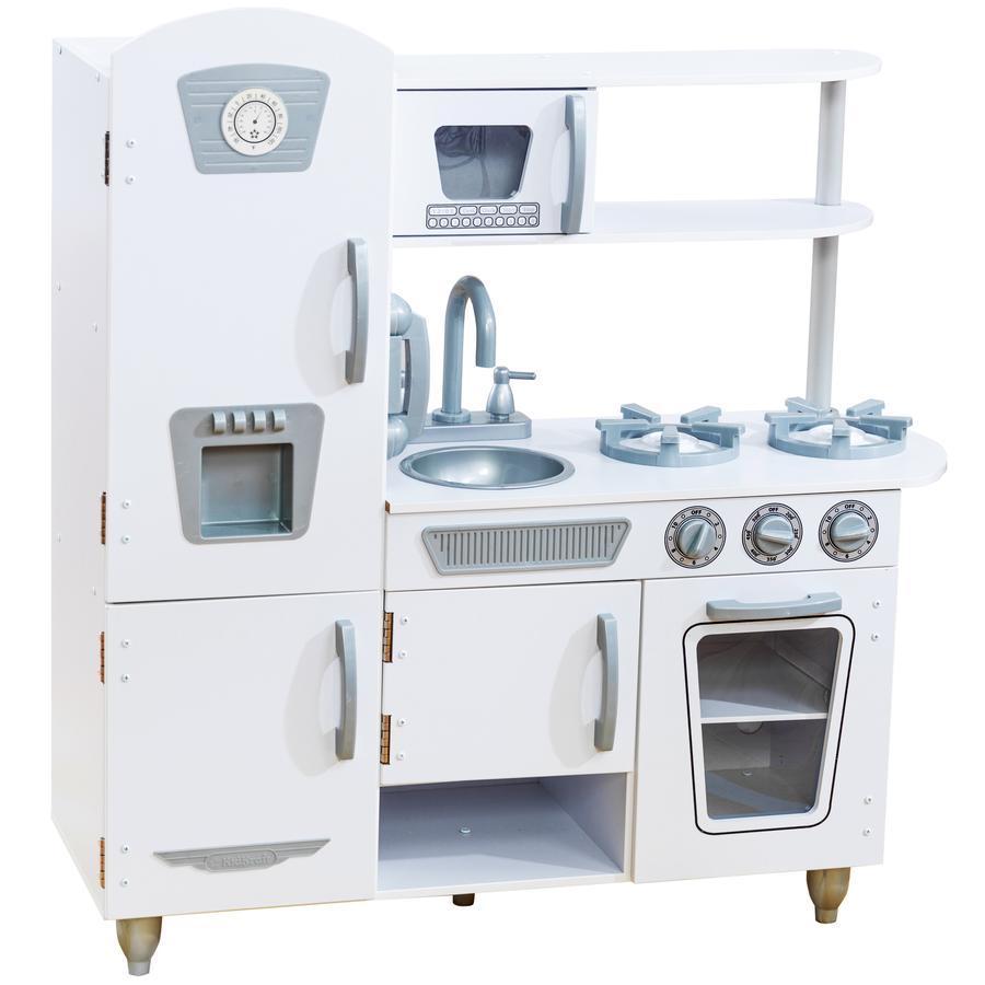 KIDKRAFT Bílá dřevěná kuchyňka Vintage