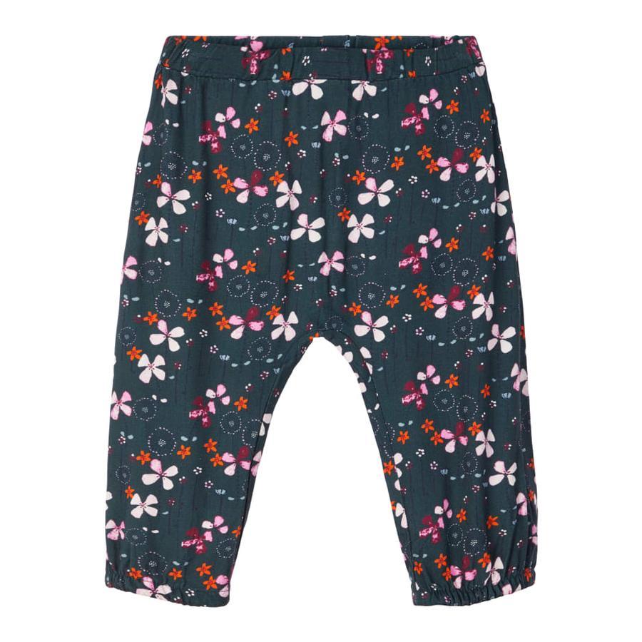 name it Girls Pantalones green de gablete