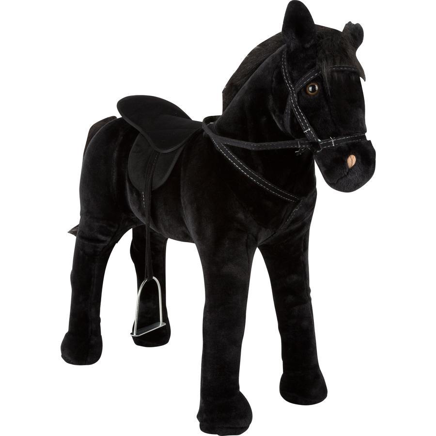 small foot® Stehpferd mit Sound, schwarz