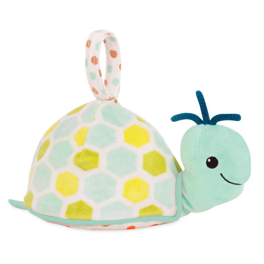 B. toys Nachtlicht Schildkröte mit Licht und Sound New Glow Zzz