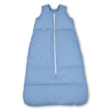Saco de dormir de plumón ARO Uni Azur 80 - 130 cm