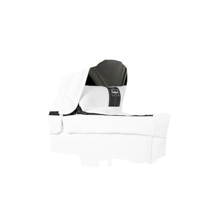 Emmaljunga Tragewanne 90/60 Leatherette White