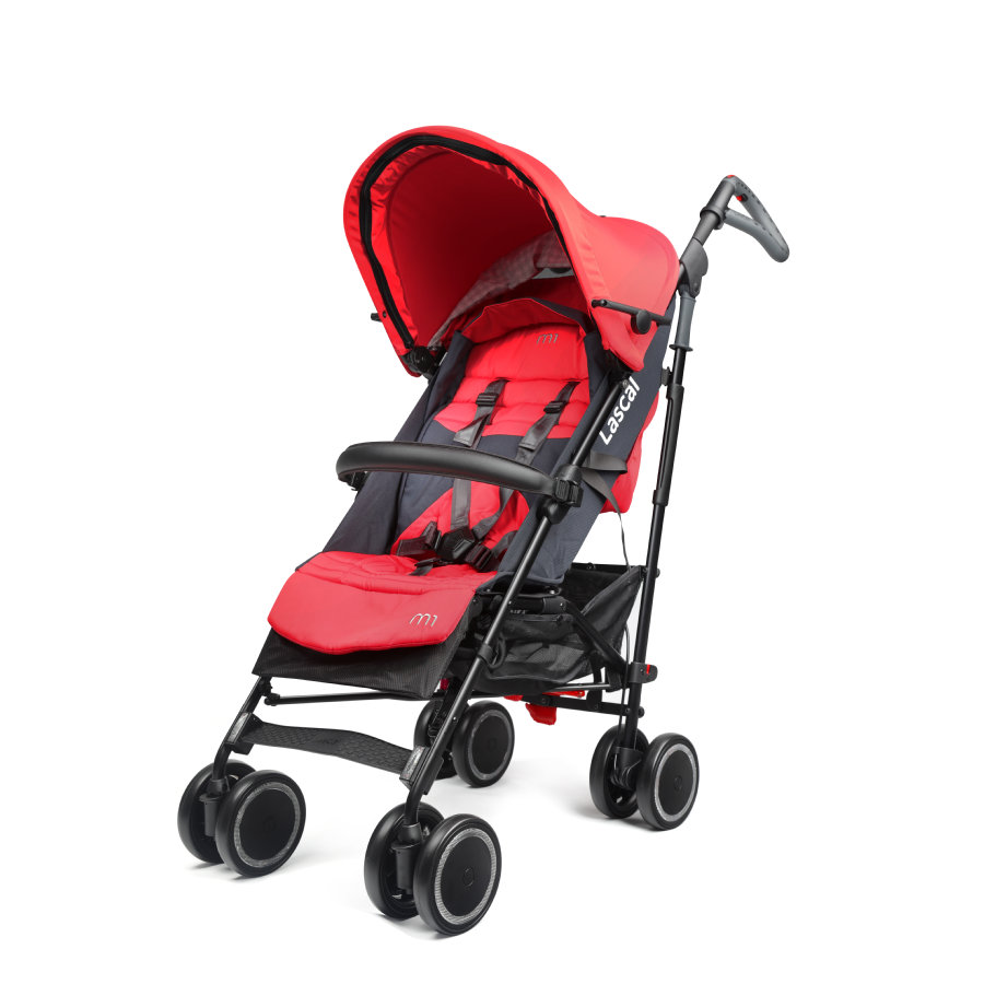 Lascal Buggy m1 Rot