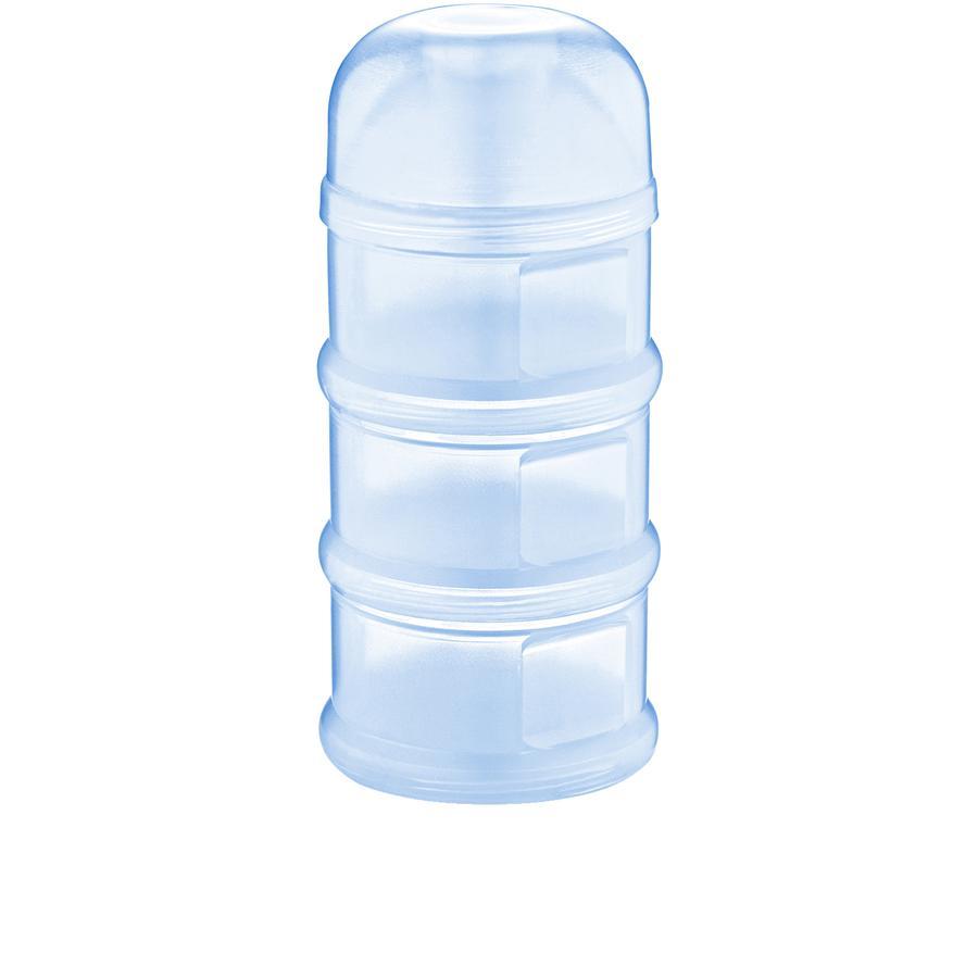 babyJem Mjölkpulver skopa - behållare blå