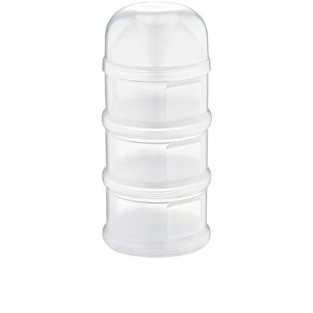 babyJem Milchpulver Portionierer - Behälter white