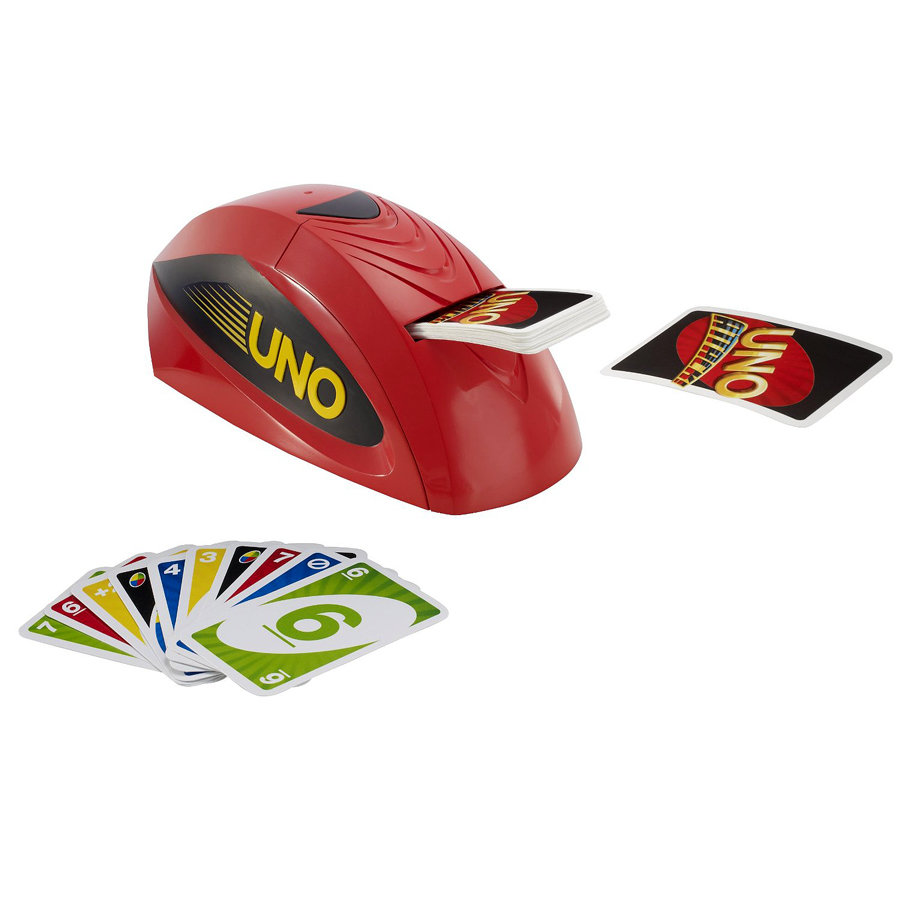 MATTEL HRY UNO Extreme