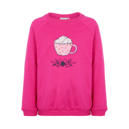 name it Girls Sweatshirt NMFVENUS fuchsia purple