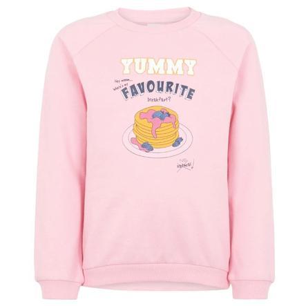 name it Girls Sweat-shirt NMFVENUS prisme rose